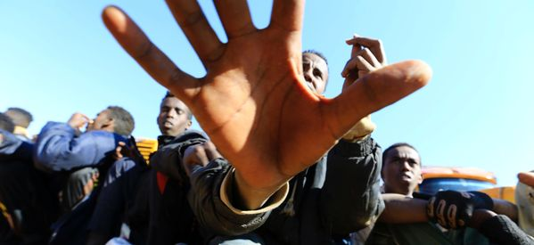 Children Face Extreme Threats Along Mediterranean Migrant Route