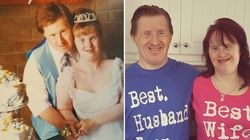 Couple With Down Syndrome Celebrates 22nd Anniversary, Proves Critics