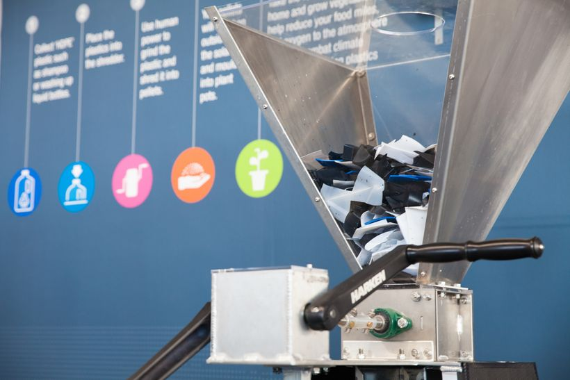 Visitors will learn how to make a tangible and positive impact to reducing ocean plastics and about the power of the sun as a