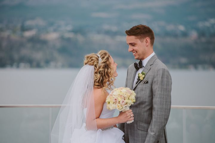 <p>The happiest day ever!</p>