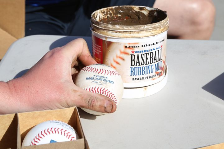 Baseballs are rubbed with a special mud before each game, but that tradition could come to an end as soon as next&n