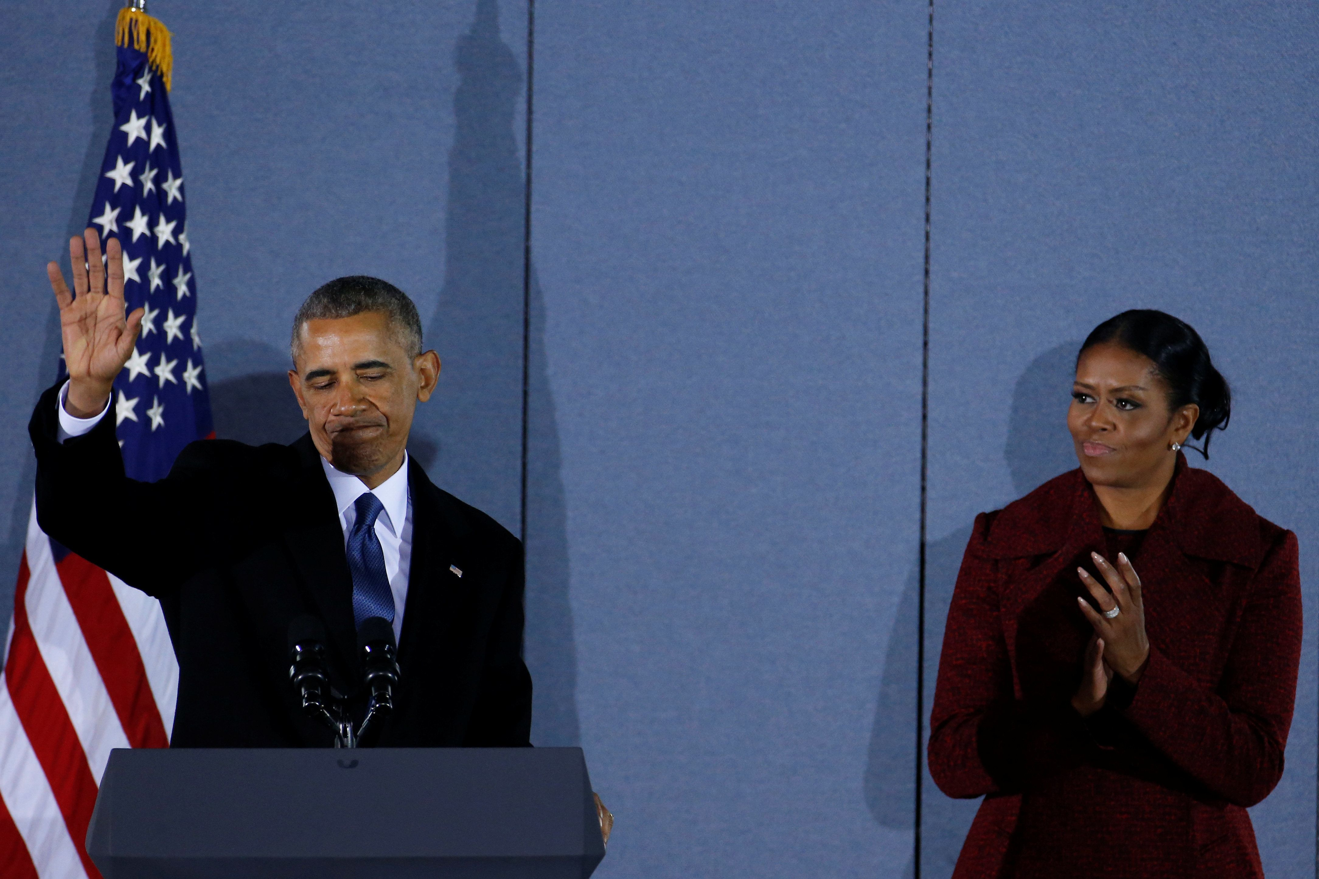 Barack and Michelle Obama Sign Penguin Random House Book Deal And Plan To Give 'Significant Portion' Of Proceeds To