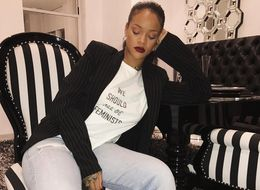 Rihanna And Dior Have Teamed Up To Raise Money For Charity With This Feminist T-Shirt