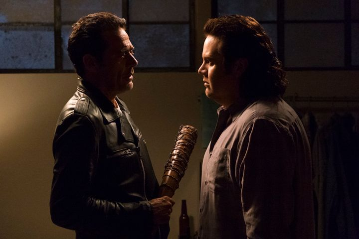 The Walking Dead's Eugene episode was 'uncomfortable' admits actor Josh McDermitt class=