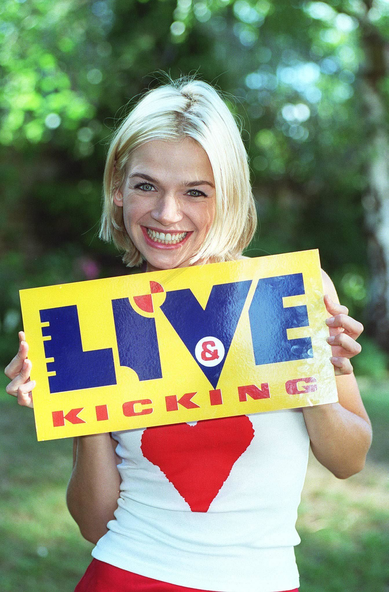 Zoe Ball has teased a potential 'Live & Kicking'