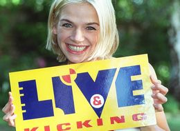 Hurrah! Zoe Ball Is Up For A 'Live & Kicking' Comeback