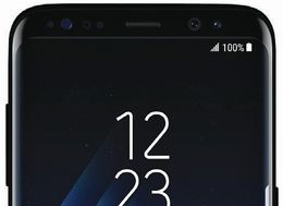 Here's Your First Very Unofficial Glimpse Of The Samsung Galaxy S8