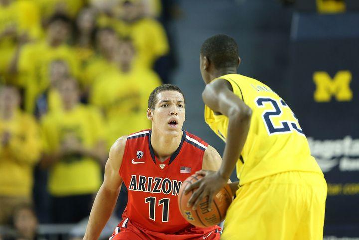 Gordon's lockdown defensive abilities were on full display during his lone season in Tucson, where he earned Pac-12 Freshman