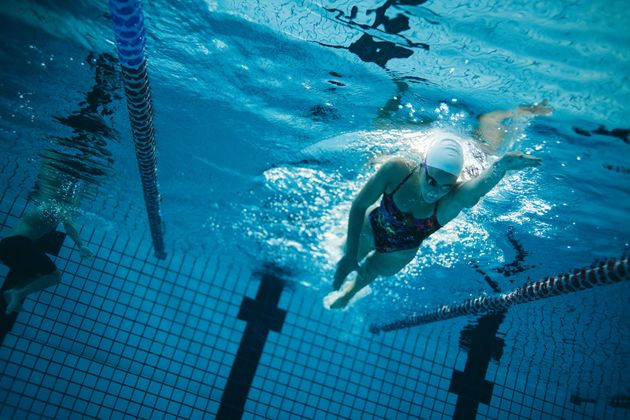 Large quantity of urine in pools a health risk