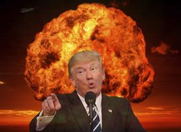 This Is How Close Donald Trump Is To Pressing The Nuclear Button