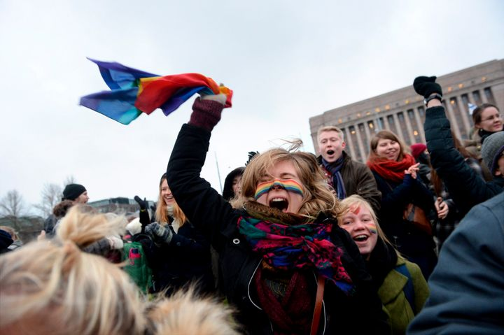 Finland Allows Same-Sex Marriages For The First Time