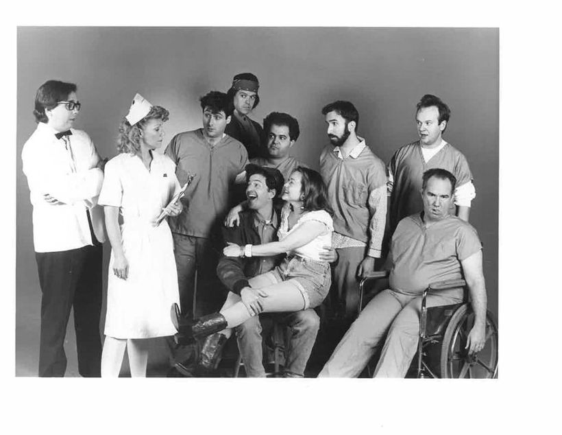 Last production of One Flew Over The Cuckoos Nest, taken by Martha Swopes, who was an amazing Broadway photographer and recen