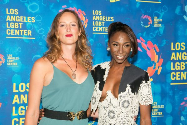 """Jen Richards and Angelica Ross are close friends and stars of the stellar web series <a href=""""https://www.youtube.com/channel"""