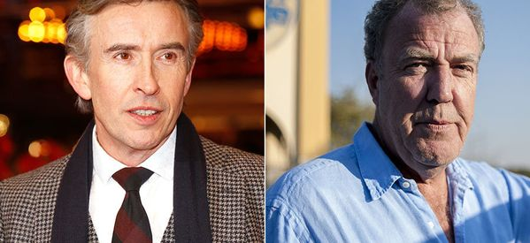 Steve Coogan Says Jeremy Clarkson's 'Affected Machismo' Is 'Profoundly Dull'