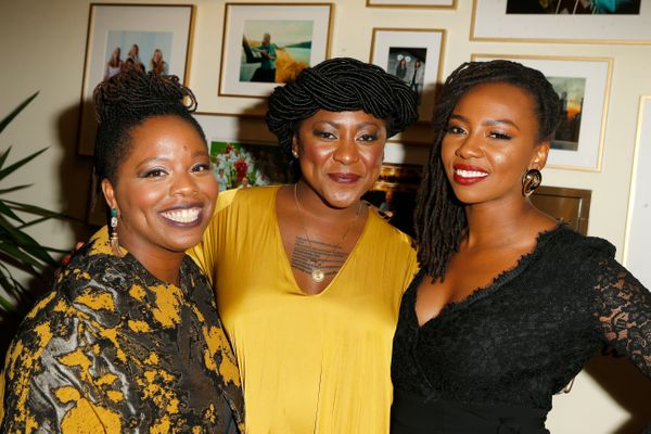 Patrisse Cullors, Alicia Garza and Opal Tometi are the friends and creators of the Black Lives Matter movement. Together, the