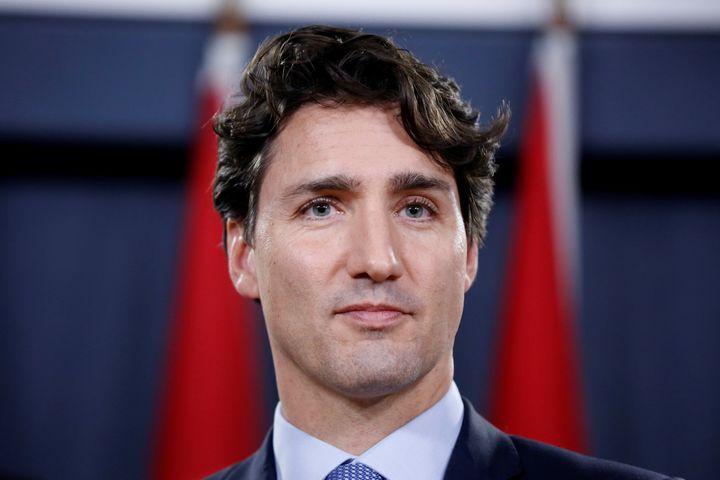 Oh, hello,Justin Trudeau.