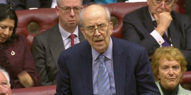 "Lord Tebbit: ""Somehow or the other we seem to be thinking of nothing but the rights of"