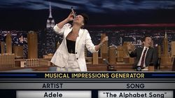 Alicia Keys' Adele Impression Brings Down The