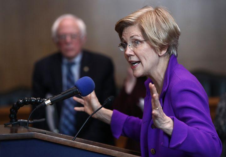 Elizabeth Warren is not easily silenced.