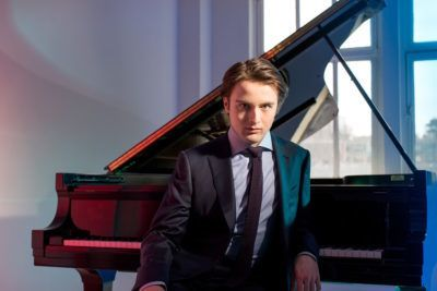 Pianist Danlil Trifonov
