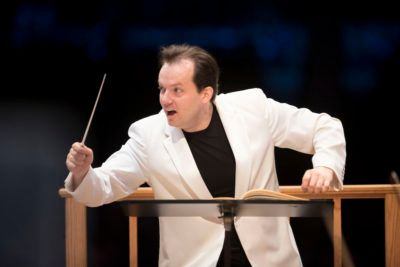 Boston Symphony Orchestra music director Andris Nelsons extends his presence at Tanglewood in 2017