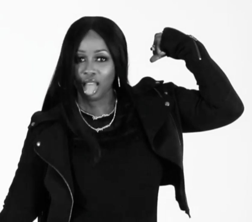 Remy Ma raps about mens rights