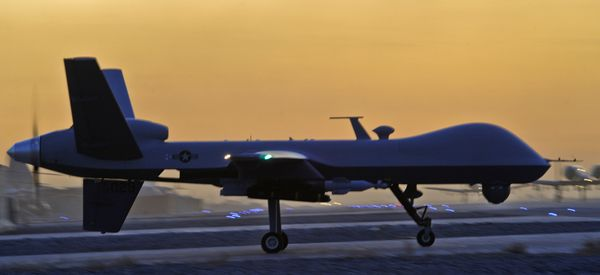 Senior Al Qaeda Leader Killed In Drone Strike, U.S. Official Says