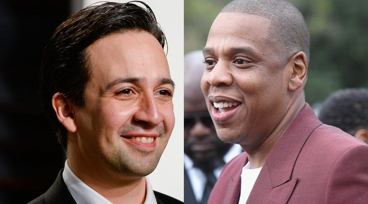 Look! Jay Z Will Co-Produce Lin-Manuel Miranda's 'In the Heights'