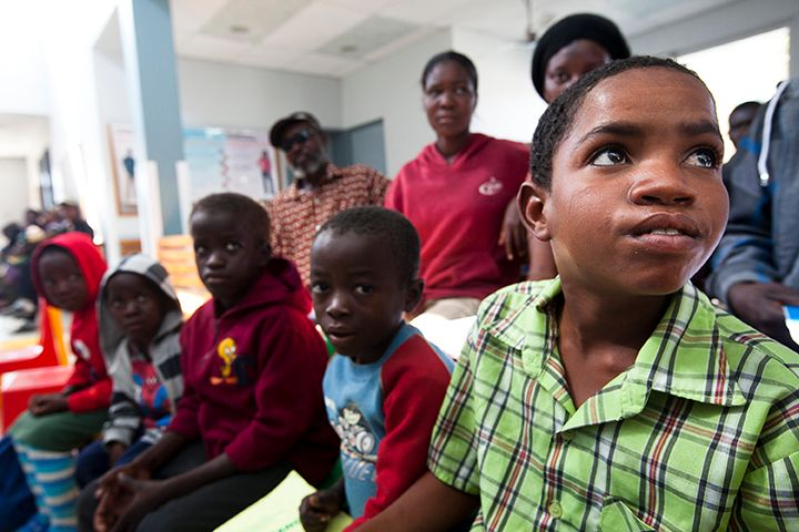 <p>Just a few years ago, the waiting room at Shanamutango was permanently packed. Staff were stressed out and exhausted. The clinic had just one doctor and five nurses to care for over 10,000 clients per month. </p>