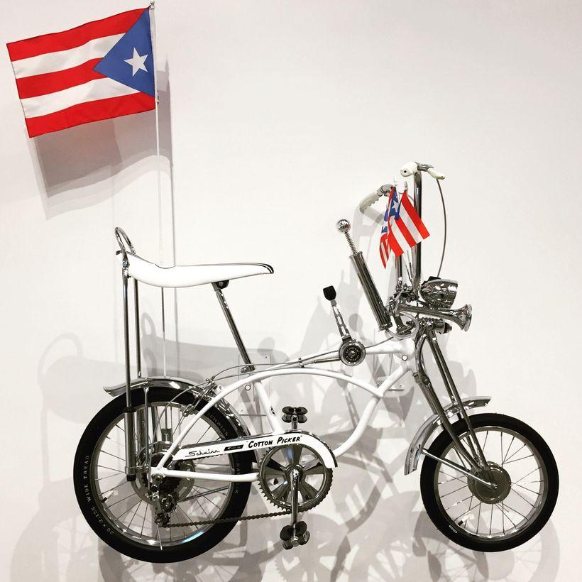 <em>Porto Rican Cotton Picker</em>, 2011