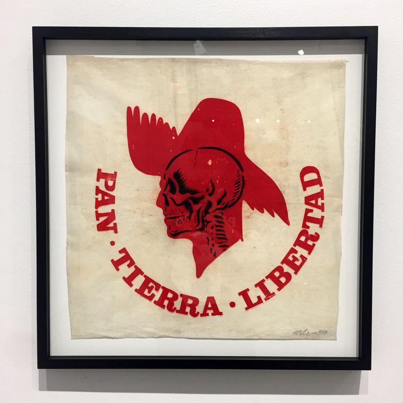 <em>Ni Pan, Ni Tierra, Ni Libertad </em>(Neither Bread, nor Land, nor Liberty), 2017