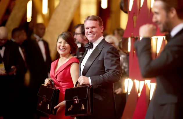 Brian Cullinan and Martha Ruiz were responsible for the Oscars Best Picture