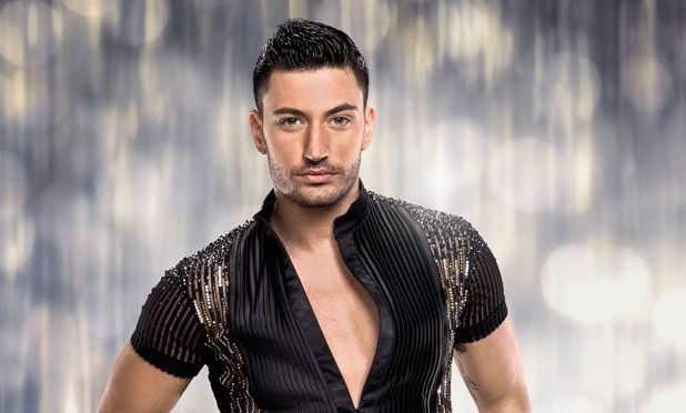 'Strictly' Star Giovanni Reveals Why There's One Rule For Keeping A Lady