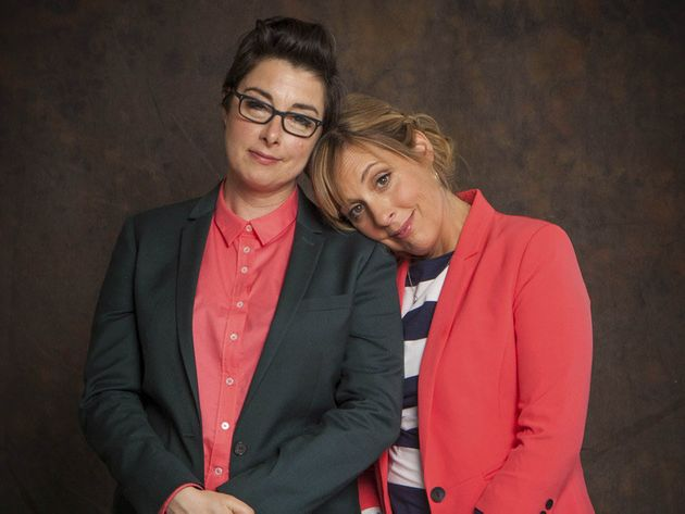 Mel and Sue quit 'Bake Off' after Channel 4 pinched the rights from the
