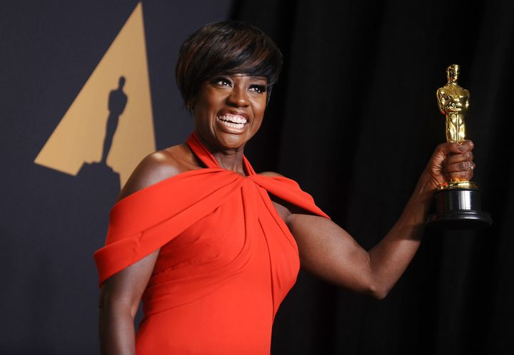 "Viola Davis&nbsp;only has one&nbsp;<a href=""http://people.com/celebrity/the-heartbreaking-reason-viola-davis-only-has-one-pho"