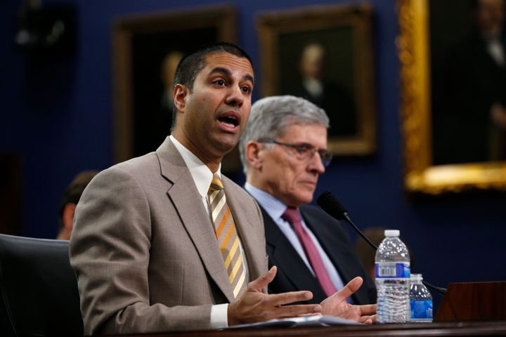 The FCC Just Blocked Privacy Protections For Comcast And Verizon Customers