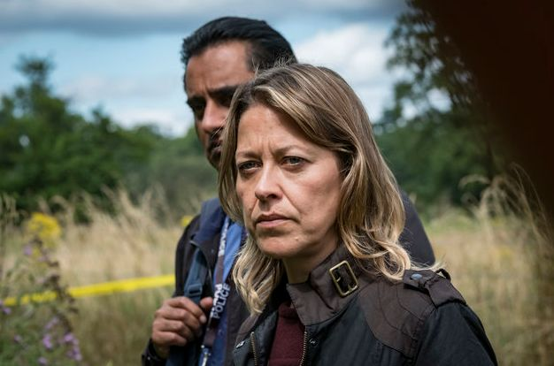 Star Nicola Walker credits writer Chris Lang for the appeal of