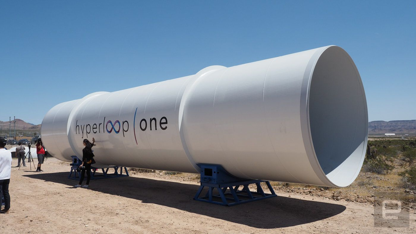 Hyperloop One: India's A Step Closer To Realising Elon Musk's Vision For A 700mph