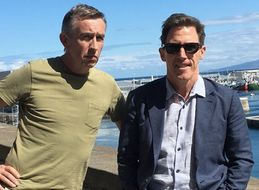 Steve Coogan, Rob Brydon Give Another Star The 'Michael Caine' Treatment In 'The Trip Spain'