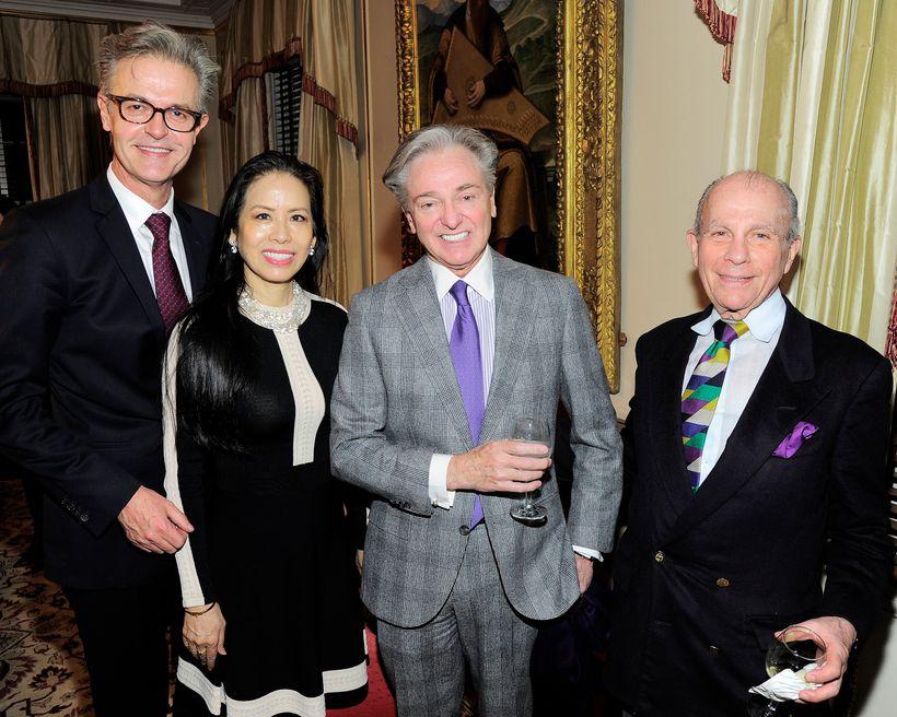 Craig Dix, Angela Chen, Geoffrey Bradfield, and Larry Kaiser