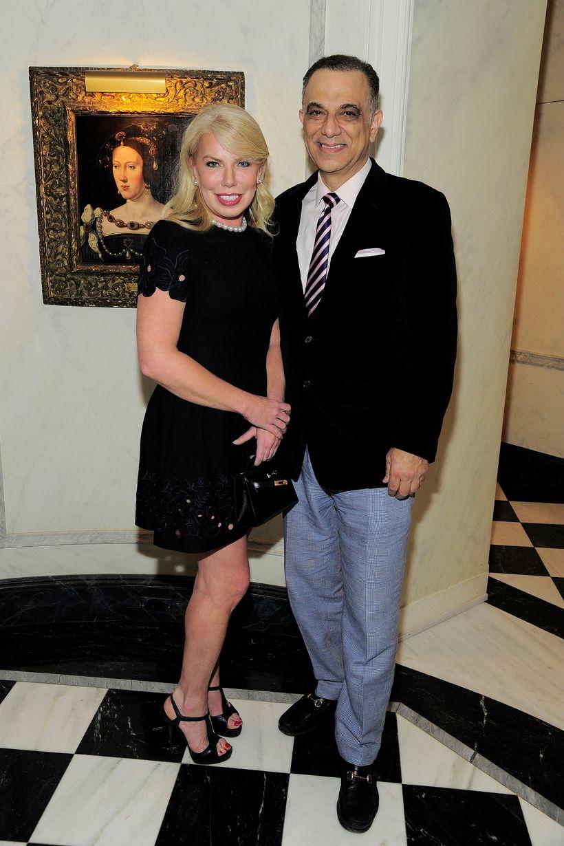 Suzanne Drews and Joseph Fichera