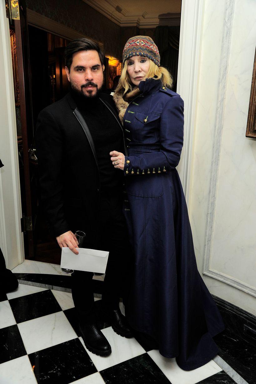 Henry De La Paz and Maggie Norris