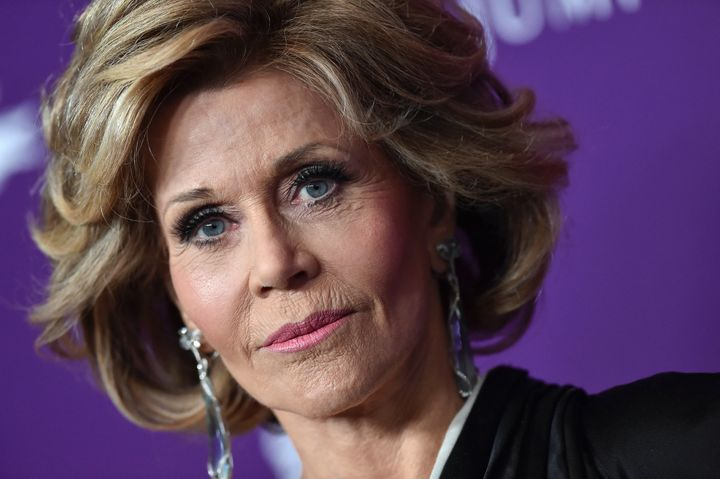 Jane Fonda Opens Up About Rape, Child Abuse And Hollywood's Patriarchy