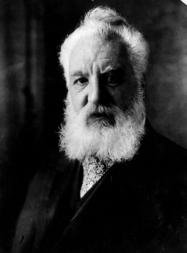Alexander Graham Bell invented the