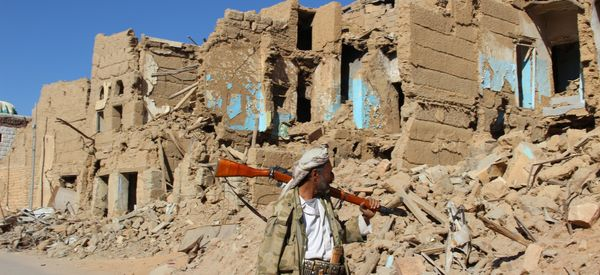 U.S. Hits Al Qaeda In Yemen With More Than 20 Drone Strikes