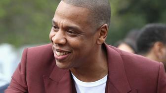 LOS ANGELES, CA - FEBRUARY 11:  Jay-Z attends 2017 Roc Nation Pre-Grammy Brunch at Owlwood Estate on February 11, 2017 in Los Angeles, California.  (Photo by Ari Perilstein/Getty Images for Roc Nation)