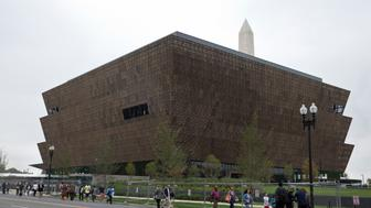 WASHINGTON, DC - SEPTEMBER 24:  The opening of the National Museum of African American History and Culture on September 24, 2016 in Washington, DC.  (Photo by Monica Morgan/WireImage)