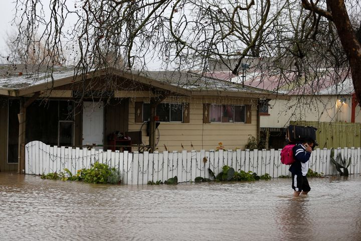 """Many U.S. cities are increasingly facing the challenge of minor, """"nuisance"""" flooding. The impact over time could prove significant, University of California-Irvine researchers say."""