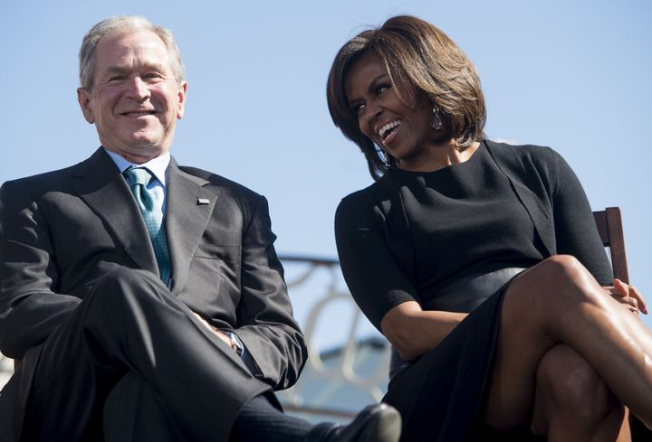 george bush obama relationship with israel