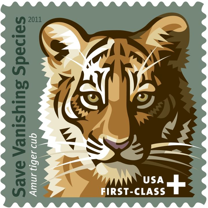 "You can still help. Visit USPS.com to purchase the ""Save Vanishing Species"" stamp."
